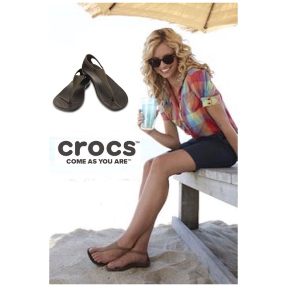 snygga skor äkta amazon Shoes Crocs Womens Sexi Flip Women realistas.org